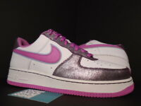 06 NIKE AIR Force 1 Premium FANTASTIC 4 CLEAR IRIS PURPLE