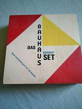 Das Bauhaus-Memory Buch+Kartenspiel,104 Karten Uwe Westphal, Fleurus Verlag 2005