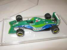 1:43 Jordan Ford 191 A. DeCesaris British GP 1991 TAMEO Models in showcase