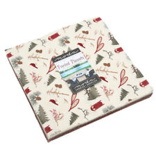 """Moda FABRIC Layer Cake ~ FROSTED FLANNELS ~ Holly Taylor - 10"""" squares"""
