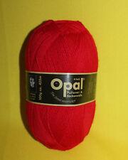 �'�5,90/100g Opal uni 100g Sockenwolle 4-fach einfarbig Sockengarn 4-fädig