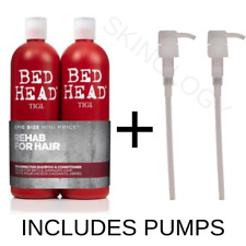 TIGI Bed Head Antidotes Resurrection Duo | Shampoo & Conditioner 750ML + PUMPS