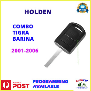 COMPLETE REMOTE KEY SUIT Holden Barina Combo Tigra HU100 ID40 433mhz 2000-2006