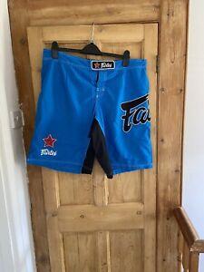 Fairtex MMA Shorts Size XL