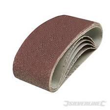 LOT 20 bandes abrasives pour toutes Ponceuses 100 x 610 mm  ( EN STOCK )