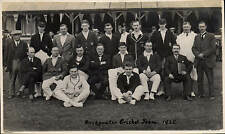 Bridgwater Cricket Team 1925 by Montague Cooper.