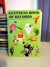 Guinness Book Of World Records Edition 1974 Collectable