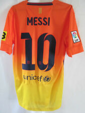 Barcelona 2012-2013 Messi 10 Away Football Shirt Size Small /34816