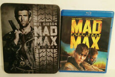 Mad Max Collection + Fury Road (Blu-ray Disc, 4 Movie Set) Steel Case