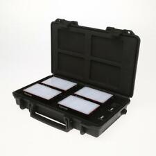 Aputure MC RGBWW Mini LED 4-Light Travel Kit - SKU#1430122