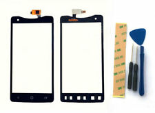 For Acer Liquid S1 / S510 Black Digitizer Touch Screen Glass Replacement