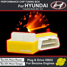 POWER BOX CAR CHIP TUNING ECU REMAPPING REMAP PERFORMANCE UPGRADE For HYUNDAI