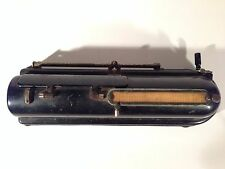 Antique Protectograph Check Writer GW Todd and Co Rochester NY Early 1900s