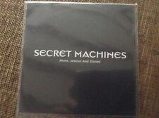 Rare - secret machines promo - alone , jealous and stoned. Mint promo cd