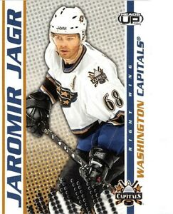 2003-04 Pacific Heads Up #99 Jaromir Jagr