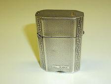 Cohen & Charles Jeweler ART DECO Lighter 925er Sterling Silver 1927 London RARE
