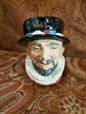 Royal Doulton Beefeater D6206 Toby Jug Large
