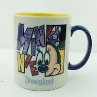 Disney Parks Authentic Original Disney Parks Minnie Mouse Oversized Coffee Mug