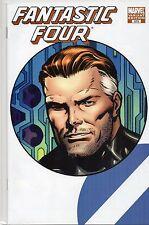 FANTASTIC FOUR # 570 Dale Eaglesham Mr Fantastic Portrait VARIANT Cover