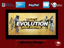 Trials Evolution Gold Edition Uplay PC key Game descarga código envío rápido