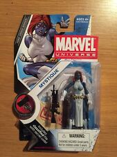 2010 Marvel Universe Mystique Action Figure MOC Sealed Hasbro Series 2 #29