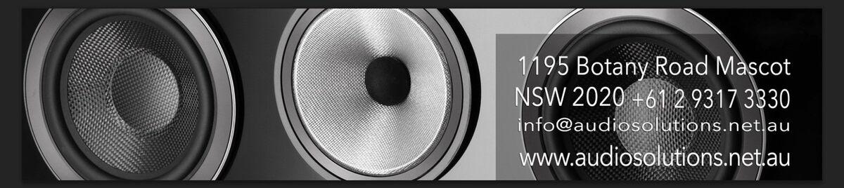 Audio Solutions Store
