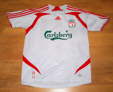 Adidas Liverpool 2007/2008 away shirt (Size XLB/S) LOWER PRICE