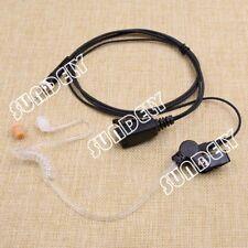 Headset Earpiece Uniden Acoustic VHF Radio UH073-SX UH075-SX UH076-SX UH078-SX