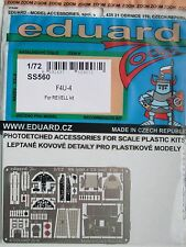 Eduard 1/72 ss560 colore zoom Etch per REVELL F4U-4 CORSAIR KIT