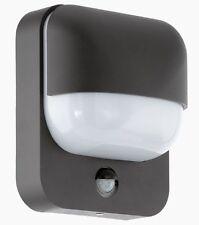 EGLO Außenlampe Außenleuchte Trabada E27 40W LED Mög Bewegungsmelder 94853 Neu