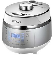CUCKOO Rice Cooker 220V CRP-EHS0310FW Korean, English, Chinese IH Electric
