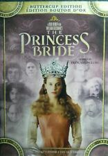 The Princess Bride (1987) Buttercup Edition 2-Disc Set Cary Elwes Robin Wright