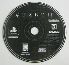 Sony Playstation 1 Game - Quake II  DISC ONLY  Free Shipping PS1