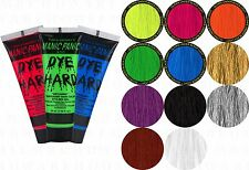 Manic Panic Dye Hard Temporary Hair Color Styling Gel 50 mL 1.66 oz You Pick