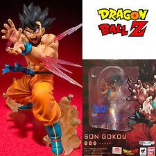 """6"""" Anime Dragon Ball Z DBZ Son Goku Gokou PVC Figure Toy Collection New With Box"""