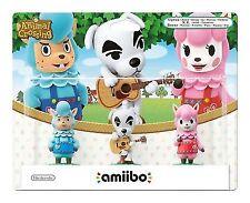 Nintendo Nin Amiibo Animal Crossing 3er Set 1080366