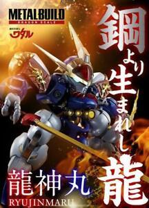 Bandai Metal Build Mashin Hero Wataru Dragon Scale Ryujinmaru Figure