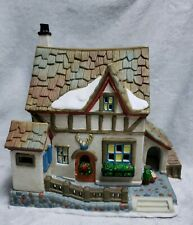 Copperfield Keepsake Country House Christmas Village Lighted House TX3309 New