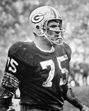 Green Bay Packers FORREST GREGG Glossy 8x10 Photo Football Print Poster HOF 77