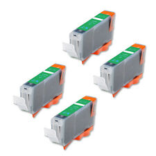 4 NEW GREEN Ink Cartridge for BCI-6 Canon Pixma Photo i9900 iP8500