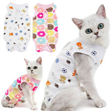 More details for puppy pet surgery rehabilitation clothes cat post-operative protect licking vest