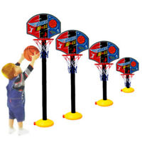 EG_ verstellbar Basketball Rückwand Ständer Korb ring netz Kinder im freien