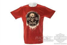 "Harley-Davidson Dealer Shirt ""THREAT"" T-Shirt  *3029439103* Gr. S"