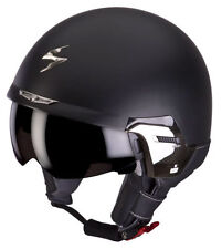 Scorpion Open Face Plain Motorcycle Helmets