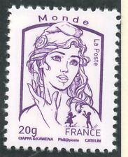 STAMP / TIMBRE FRANCE  N° 4769 ** MARIANNE DE CIAPPIA ET KAWENA