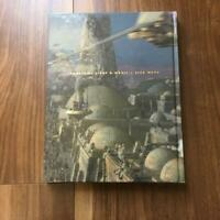 STAR WARS INDUSTRIAL LIGHT & MAGIC CINEFEX EDITION SPECIAL BOOK