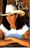 Terri Clark Self Titled S/T 1995 Cassette Tape Album Classic Country Folk Rock