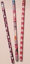 Pencils Unsharpened Variety Hearts includes a Hello Kitty Qty 3
