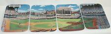 Danbury Mint Yankee Stadium 4 Plate collector set