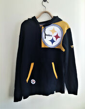 Pro Line Fanatics Pittsburgh Steelers NFL Hoodie Mens Size: L